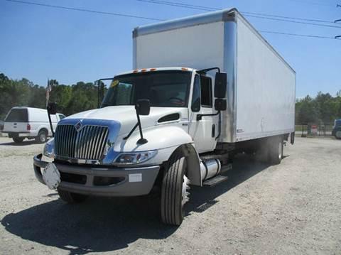 2013 International 4300 for sale in Sanford, FL