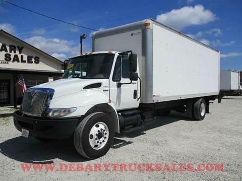 2009 International 4400 for sale in Sanford, FL