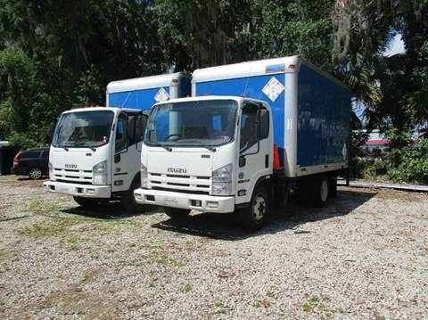 2011 Isuzu NQR for sale in Sanford, FL
