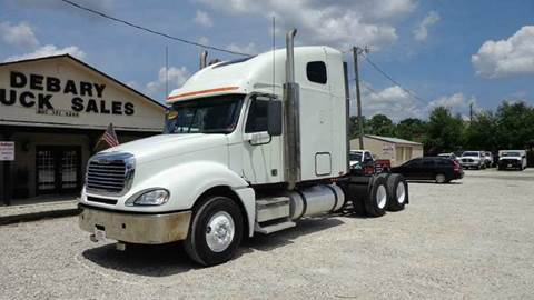 2008 Freightliner Columbia 120 DOUBLE BUNK CONDO for sale in Sanford, FL
