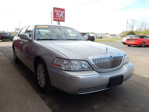 2007 Lincoln Town Car for sale in Comstock Park, MI