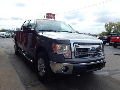 2013 Ford F-150 for sale in Comstock Park, MI