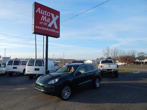 2011 Porsche Cayenne for sale in Comstock Park, MI