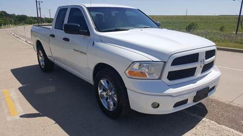 2011 RAM Ram Pickup 1500 for sale in Grand Prairie, TX