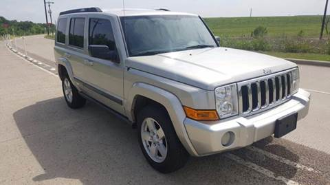 2008 Jeep Commander for sale in Grand Prairie, TX