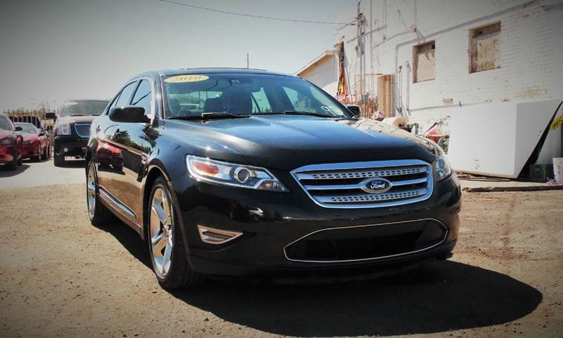 2010 FORD TAURUS SHO AWD 4DR SEDAN black this 2010 ford taurus has been updated to all the new fea