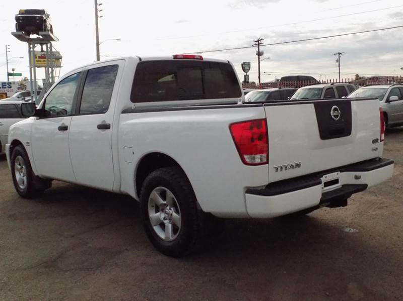 2004 nissan titan 4dr crew cab se rwd sb in phoenix az. Black Bedroom Furniture Sets. Home Design Ideas