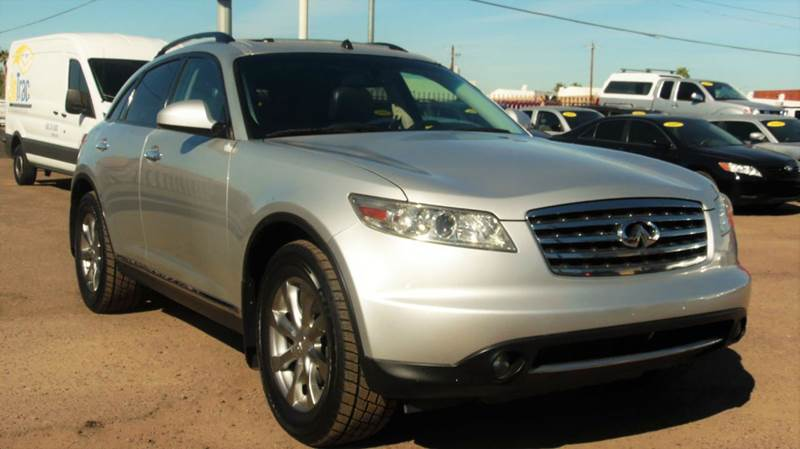 2008 INFINITI FX35 BASE AWD 4DR SUV silver this 2008 infinity fx35 is secure and dependable to st