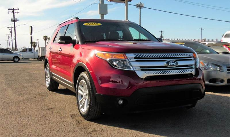2015 FORD EXPLORER XLT 4DR SUV red if you are looking for a good quality and secure suv the 2015 f