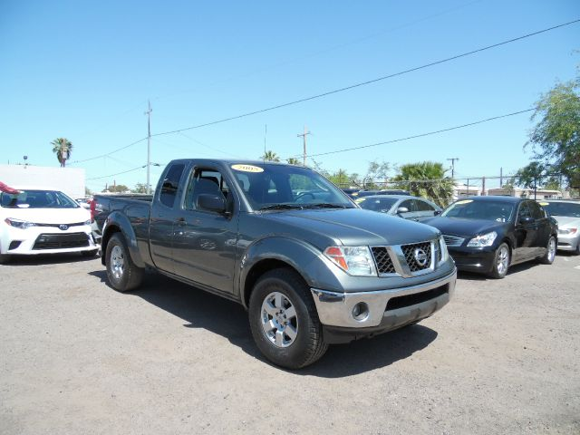 2005 NISSAN FRONTIER NISMO 4DR KING CAB RWD SB gray convenient reliable and fuel efficient is th
