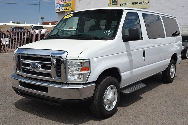 2008 ford e series wagon e 350 sd xlt 3dr passenger van in for Discount motors jacksboro hwy inventory