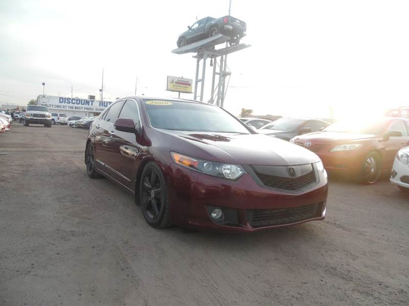 2009 ACURA TSX BASE WTECH 4DR SEDAN 5A WTECHN red 2009 acura tsx tech 4dr sedan 5a wtechnology