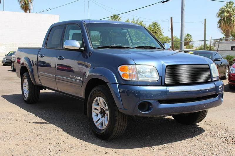 2004 TOYOTA TUNDRA SR5 4DR DOUBLE CAB RWD SB V8 blue check out this beautiful 2004 toyota tundra