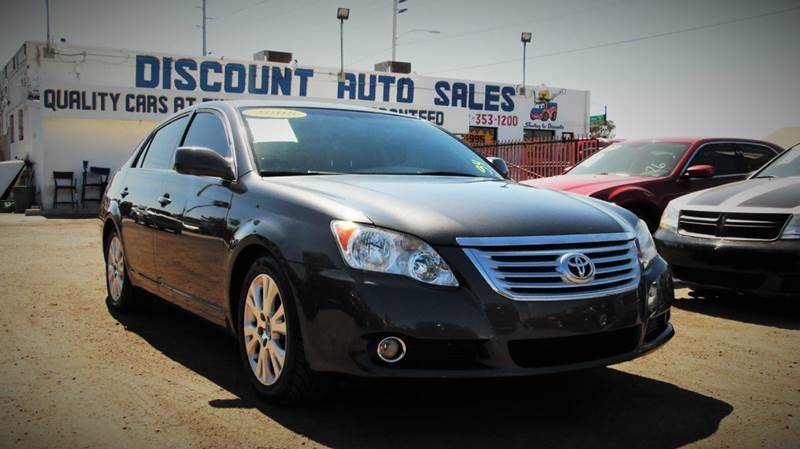 2008 TOYOTA AVALON XLS 4DR SEDAN grey this 2008 toyota avalon xls was made just for you toyota h