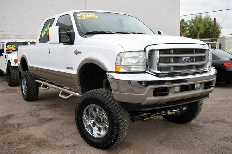 2004 ford f 250 super duty king ranch 4wd in phoenix az for Discount motors jacksboro hwy inventory