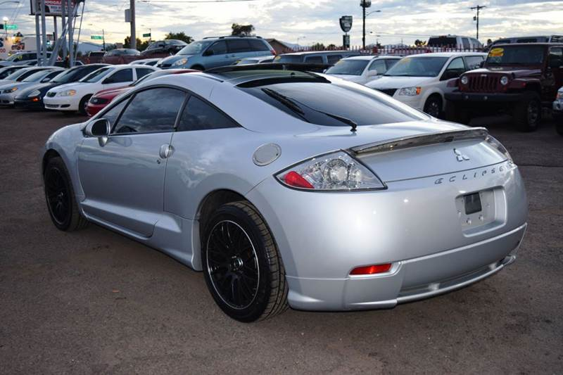 2006 mitsubishi eclipse gt 2dr hatchback w manual in for Discount motors jacksboro hwy inventory