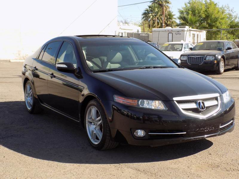 2008 ACURA TL BASE 4DR SEDAN black come check out this beautiful 2008 acura tl this tl  has a 32
