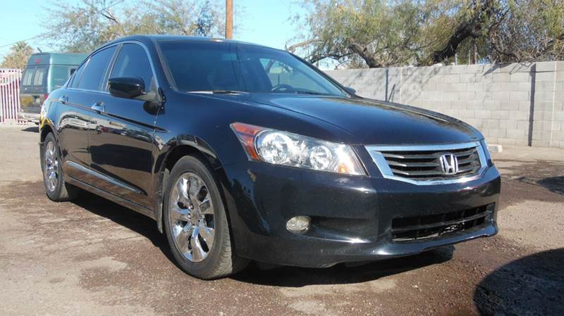2008 HONDA ACCORD EX-L V6 4DR SEDAN 5A black this great 2008 honda accord ex is fully equipped wi