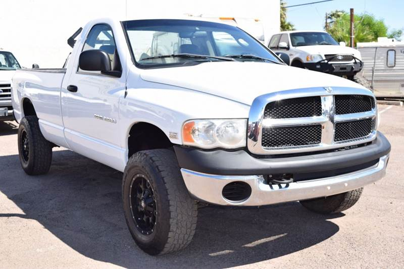 2004 dodge ram pickup 2500 st 2dr regular cab 4wd lb in for Discount motors jacksboro hwy inventory