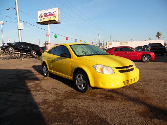 2006 CHEVROLET COBALT LS yellow 2006 chevy cobalt ls 4cyl manual ac cd player rear spoiler a