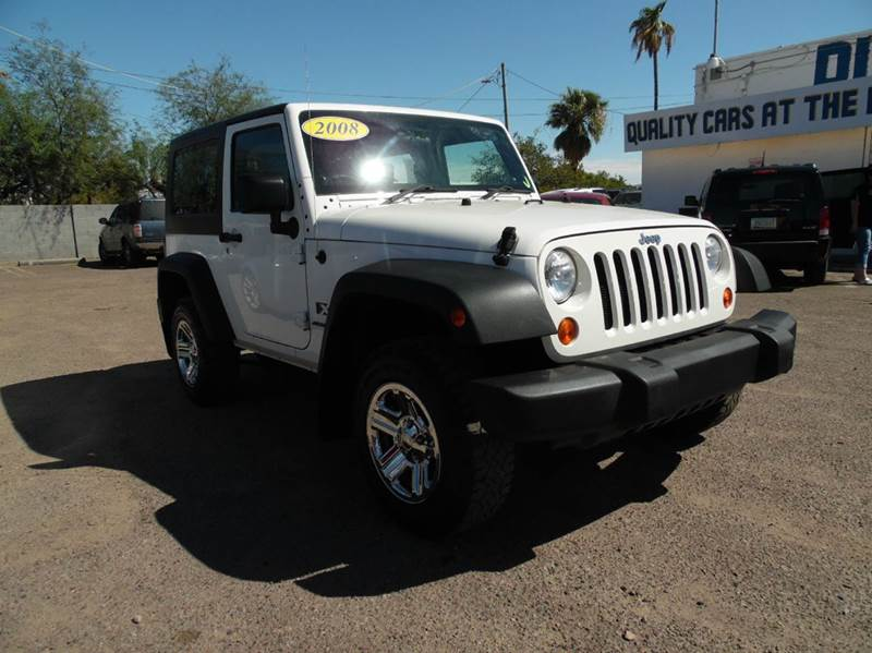 2008 jeep wrangler for sale in phoenix az. Cars Review. Best American Auto & Cars Review