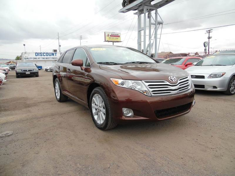 2012 TOYOTA VENZA LE AWD 4CYL 4DR CROSSOVER maroon 2012 toyota venza 27l i4 automatic 6 speed t