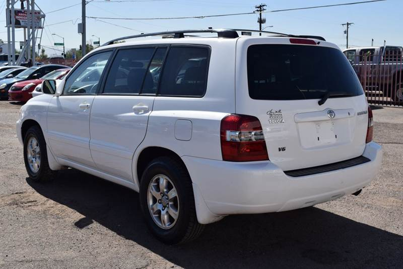 2005 toyota highlander limited 4dr suv w 3rd row in for Discount motors jacksboro hwy inventory