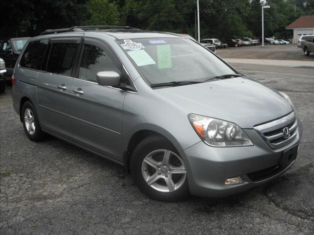 2005 Honda Odyssey for sale in AKRON OH