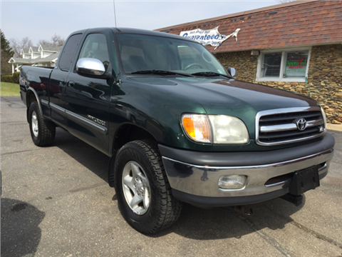 2000 Toyota Tundra for sale in Dillonvale, OH