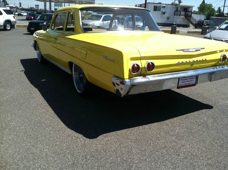 1962 Chevrolet Biscayne 2 Door Post In Kennewick Wa