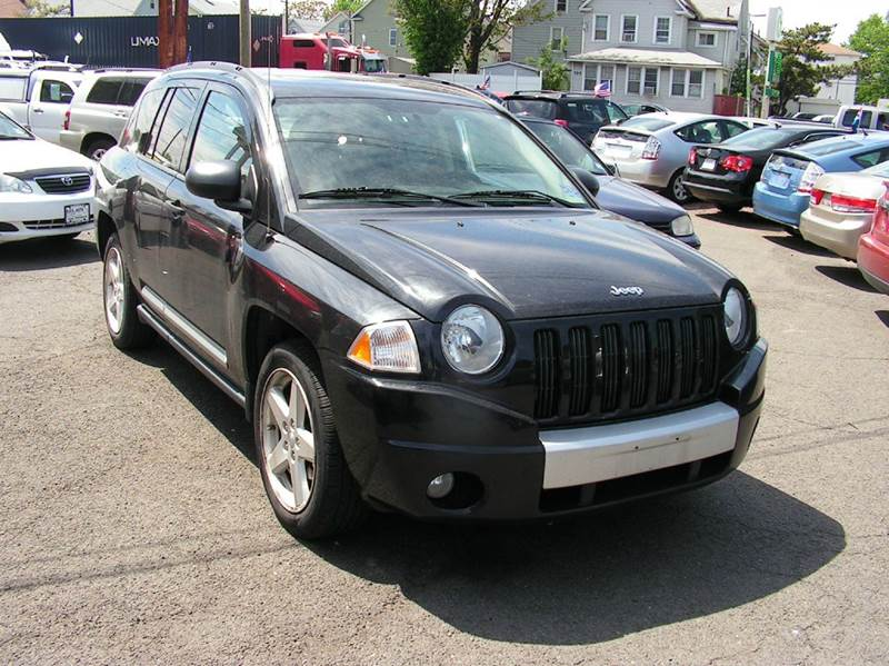 2008 jeep compass 4x4 limited 4dr suv w cj1 in elizabeth