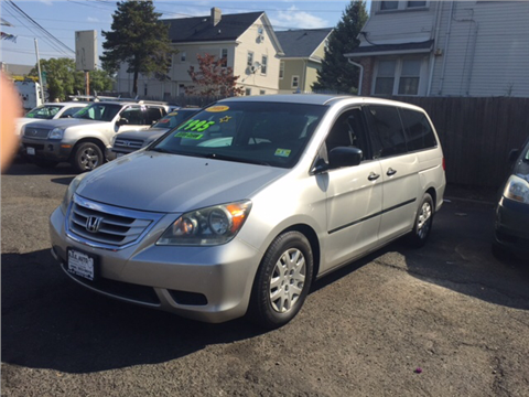 2008 Honda Odyssey for sale in Elizabeth, NJ