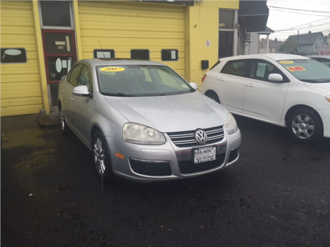 2007 Volkswagen Jetta for sale in Elizabeth, NJ