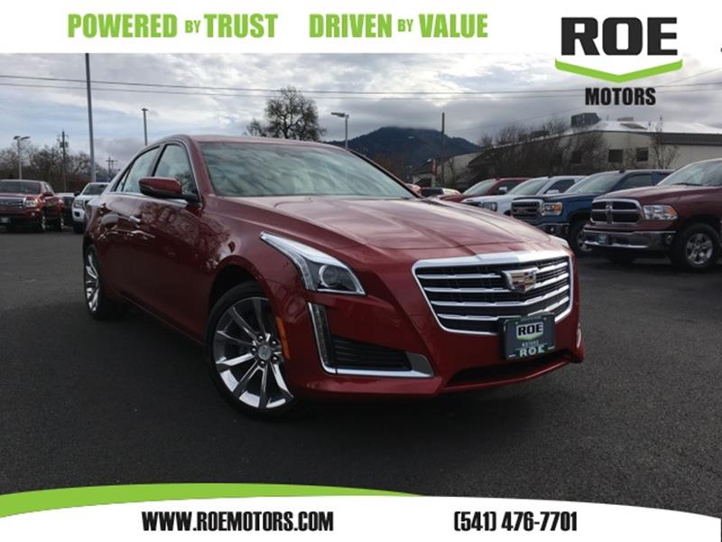 Cadillac Cts For Sale In Oregon Carsforsale Com