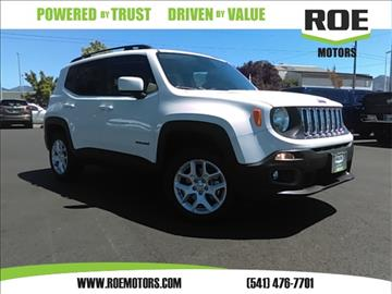 2016 Jeep Renegade for sale in Grants Pass, OR