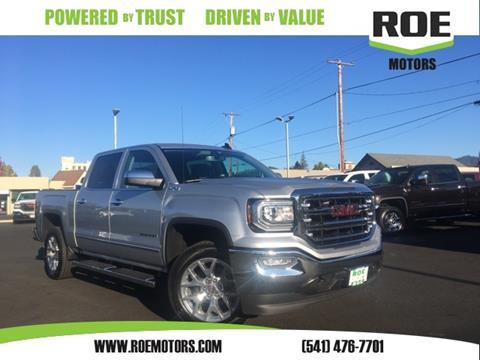2018 GMC Sierra 1500 for sale in Grants Pass, OR