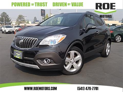2015 Buick Encore for sale in Grants Pass, OR