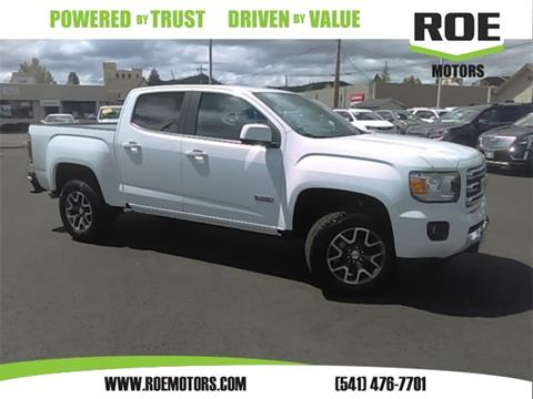 2017 GMC Canyon for sale in Grants Pass, OR