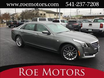 2017 Cadillac CT6 for sale in Grants Pass, OR