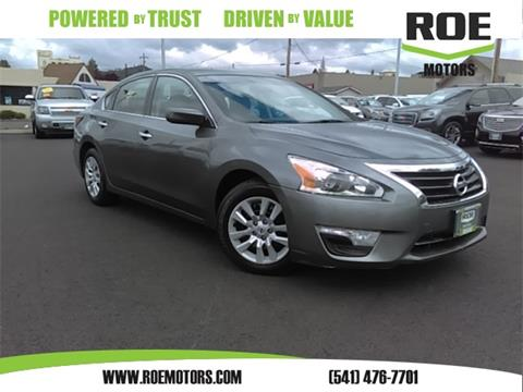 2015 Nissan Altima for sale in Grants Pass, OR