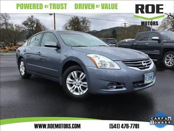2011 Nissan Altima for sale in Grants Pass, OR