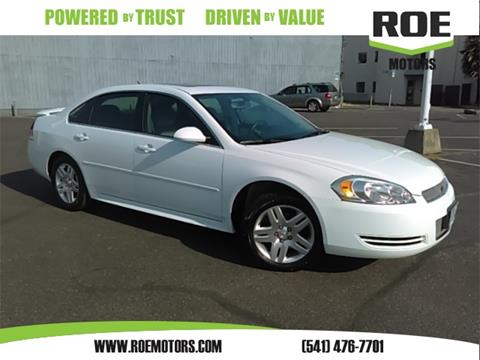 2012 Chevrolet Impala for sale in Grants Pass, OR