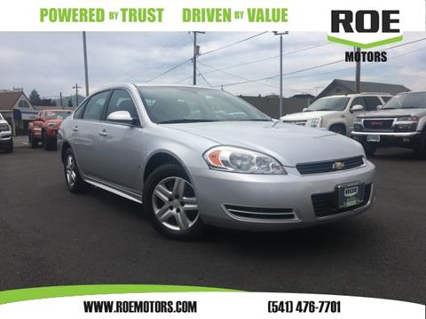 2010 Chevrolet Impala for sale in Grants Pass, OR