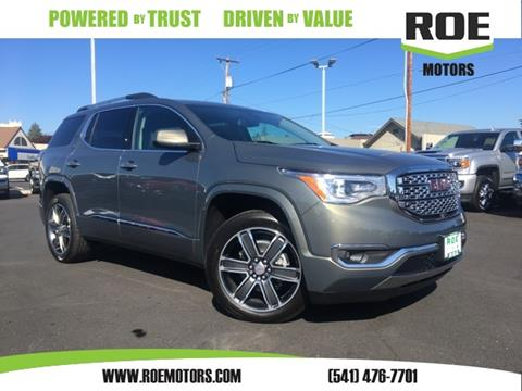 2018 GMC Acadia for sale in Grants Pass, OR