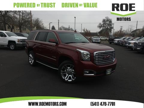 2018 GMC Yukon for sale in Grants Pass, OR