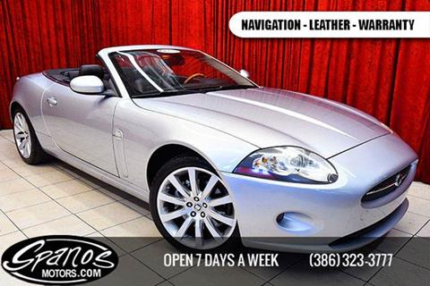 2007 Jaguar XK-Series for sale in Daytona Beach, FL