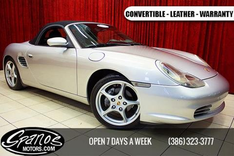 2004 Porsche Boxster for sale in Daytona Beach, FL