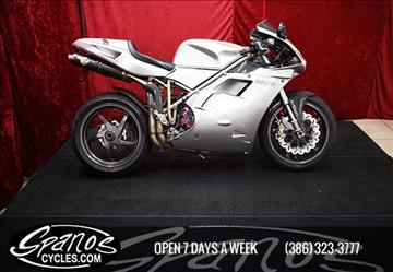 Ducati for sale florida for Spanos motors daytona beach