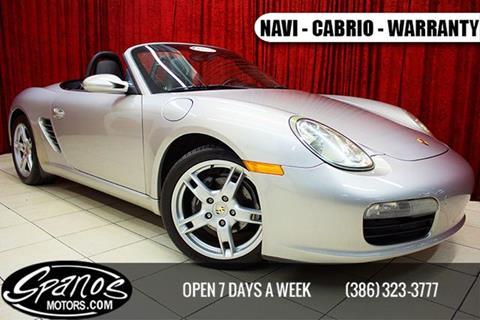 2006 Porsche Boxster for sale in Daytona Beach, FL