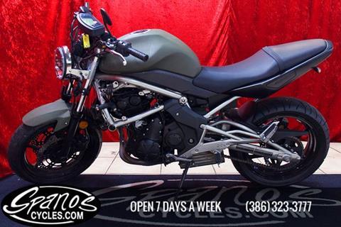 Kawasaki ninja for sale for Spanos motors daytona beach